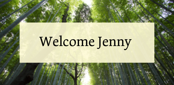 Welcome Jenny