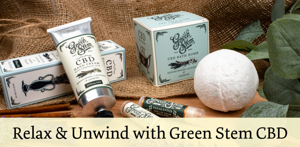 Relax and Unwind with Green Stem CBD